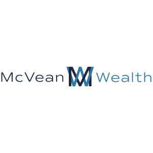 Image of the McVean Wealth Logo